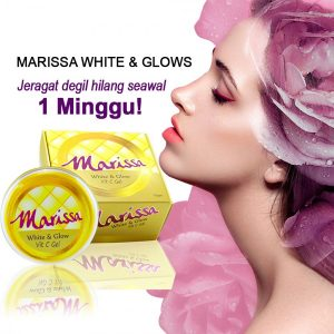 MARISSA CLEAR & GLOWING GEL WITH VITAMIN