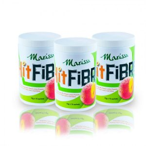 MARISSA HITFIBRE HIGH FIBRE PEACH FLAVOURED DRINK X3
