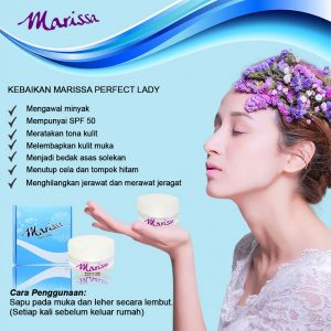 MARISSA PERFECT SKIN LADY SPF 50 PA+++