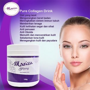 MARISSA YOUNG COLLAGEN DRINK