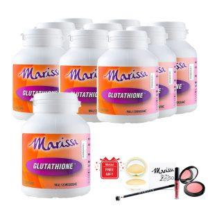 MARISSA WHITE GLUTATHIONE 10