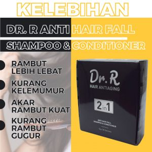 2 in 1 ANTI HAIR FALL SHAMPOO & CONDITIONER